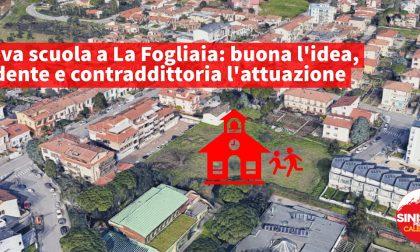 """Scuola alla Fogliaia: """"Buona idea, scadente scadente e contraddittoria l'attuazione"""""""