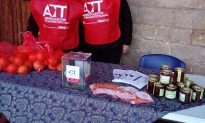 L'ATT propone le arance della solidarietà: i fondi saranno impiegati per curare a casa i malati di tumore