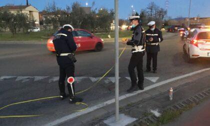 Incidente in via Pasolini, forti rallentamenti al traffico