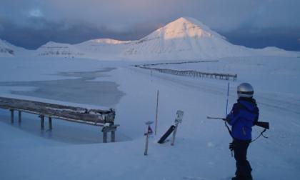Da Calenzano al Polo Nord, Rita Traversi la studiosa dei ghiacciai: archivi del passato e sentinelle del futuro