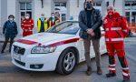 Nuova autovettura per la Croce Rossa di Sesto donata dal Lions