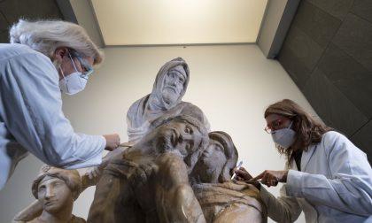 Michelangelo torna in vita grazie all'intelligenza artificiale