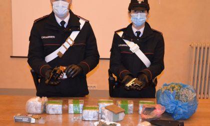 Campo di Marte: trovate armi e droga in un appartamento