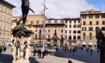 """Dantedì: in piazza Signoria sorge un albero """"del paradiso"""" di Giuseppe Penone"""