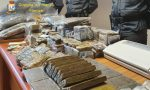 Aveva in casa a Fiesole 135kg di droga: la Guardia di Finanza arresta un uomo