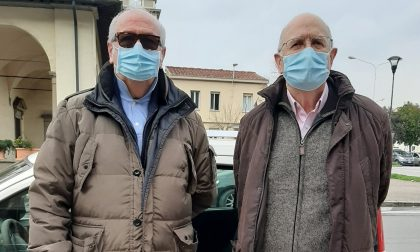 I volontari della Croce d'Oro di Prato sono ancora in attesa del vaccino