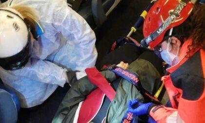 """Sul treno Firenze-Empoli esercitazione di emergenza in galleria """"Bellosguardo"""", nel comune di Lastra"""