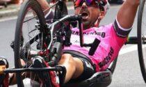 Titolo tricolore a Massa per il montemurlese Christian Giagnoni nell'handbike