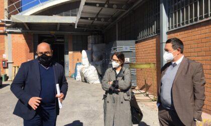 La Filati Omega sfida la pandemia con l'ecosostenibilità