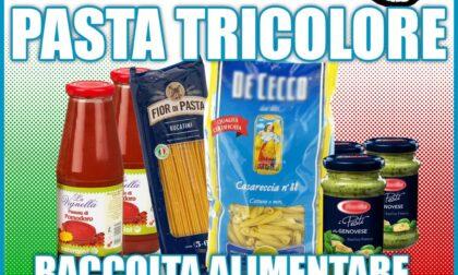 Torna la raccolta alimentare del 1 maggio: Pasta tricolore, obiettivo 5 tonnellate di alimenti