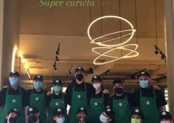 """Da domani apre il nuovo punto vendita Starbucks all'interno de """"I Gigli"""""""