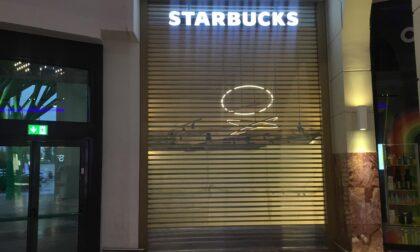 Tutto pronto per l'apertura di Starbucks ai Gigli