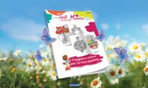 Tanti Auguri Mamma: da venerdì 23 in regalo un bellissimo album da colorare