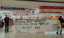 Pam Panorama, dipendenti in sciopero contro la cassa integrazione Covid /VEDi IL VIDEO
