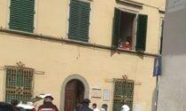 Ex casello idraulico, intervengono i Carabinieri per fare il tampone ai migranti