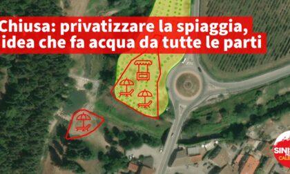 """Sinistra per Calenzano: """"La Chiusa, privatizzare la spiaggia…fa acqua da tutte le parti"""""""