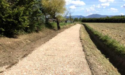 Pista ciclabile Quarrata-Prato, partiti i lavori per gli ultimi interventi di collegamento