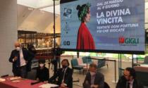 La Divina Vincita..ripartono da Dante gli eventi del centro commerciale I Gigli