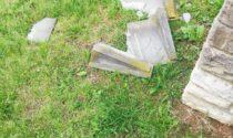 Danneggiata lapide commemorativa del Generale Carlo Alberto Dalla Chiesa
