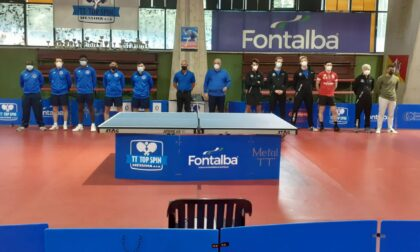Tennis Tavolo: Circolo Prato 2010 cede nella semifinale scudetto ai campioni d'Italia del Messina