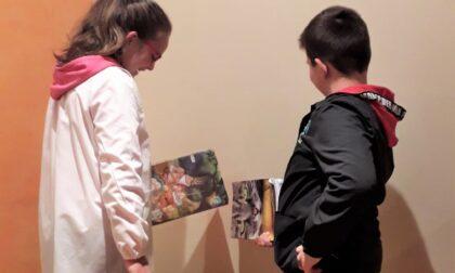 Raccolta di materiale scolastico per educare alla solidarietà a Vaiano, La Briglia e Carmignanello
