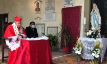 La visita del cardinale Simoni a Querceto