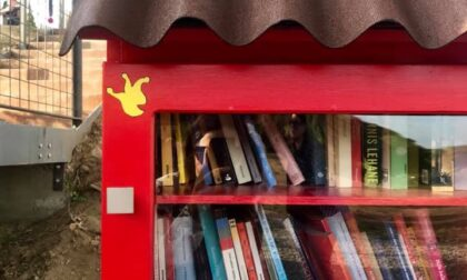 In arrivo due nuove Little Free Libraries in piazza Riconciliazione e ai giardini di via Condotti