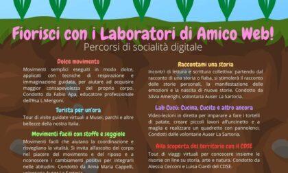Vaiano: al via i laboratori su internet del progetto Amico Web