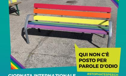 Lunedì 17 maggio sarà inaugurata una panchina arcobaleno a Signa