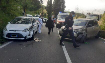 Grave incidente sulla Sr 325: ripercussioni immediate sul traffico