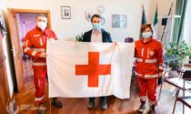 """Primo """"compleanno""""  della Croce Rossa di Sesto Fiorentino"""