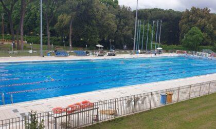 Prato, la piscina di via Roma riapre in versione estiva