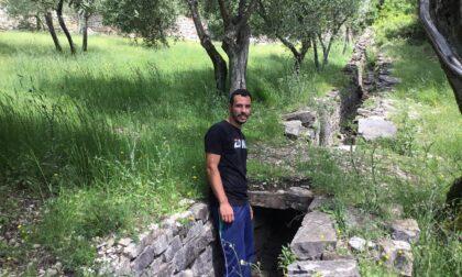 L'appello dell'agricoltore Lorenzo Conti: «Salviamo le nostre colline dall'abbandono»