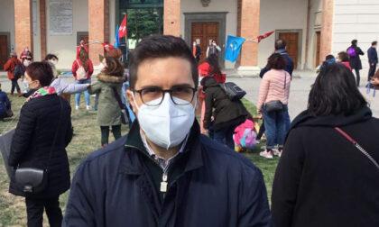 Intervengono i Carabinieri all'hub di scandicci, il commento di Gandola e Carti