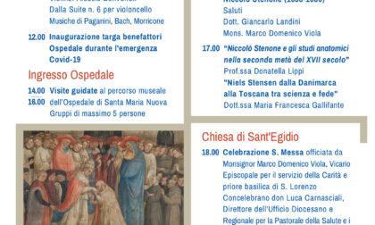 Musica, arte e scienza per il 733° anniversario dell'Ospedale di Santa Maria Nuova: appuntamento il 23 giugno
