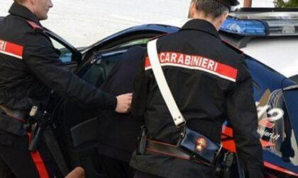 Aggredisce la fidanzata aizzandogli contro il proprio cane: arrestato dai Carabinieri