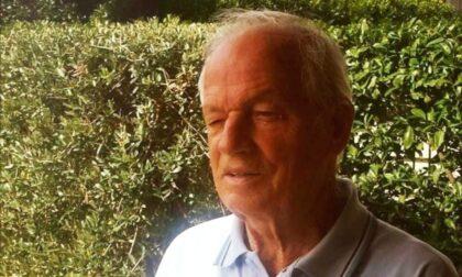 Cordoglio a Montemurlo per l'improvvisa scomparsa di Sergio Fanti