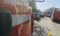 Scontro tra minicar e furgone: 15enne in codice rosso all'ospedale