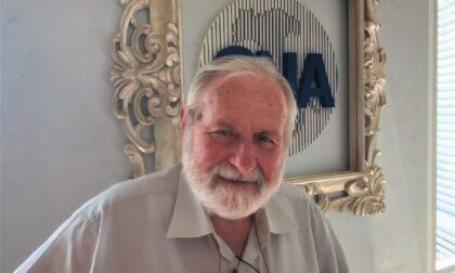 Renzo Del Lungo, 79 anni, alla guida degli 11mila pensionati di CNA Firenze