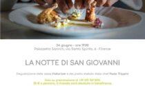 Notte di San Giovanni: show cooking e solidarietà a Firenze