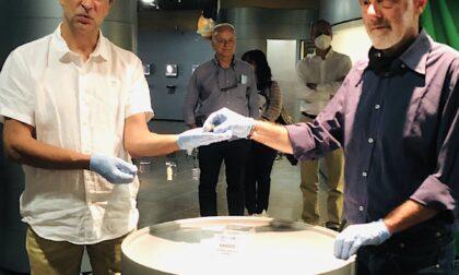 Al Museo di Scienze Planetarie di Prato la meteorite di Cavezzo