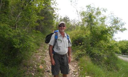 A piedi fino ad Assisi: domani parte il cammino dello spirito del dottor Francesco Tozzi, andato in pensione nelle scorse settimane