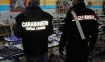 Montemurlo: arrestato per sfruttamento di manodopera clandestina