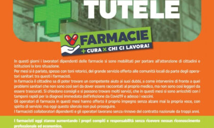 Filcams e UilTucs Toscana: dipendenti farmacie senza contratto da 8 anni. Domani presidio a Firenze