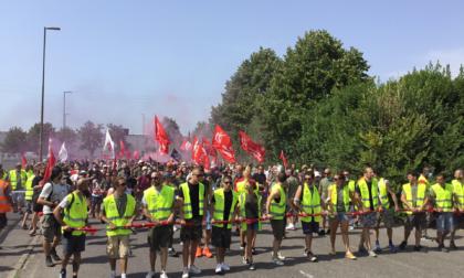 Gkn, a Poggio a Caiano il gettone di presenza devoluto a sostegno del presidio dei lavoratori