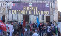 """Sciopero per la Gkn a Firenze, i sindacati all'unisono: """"Risposta importante da tutti"""""""