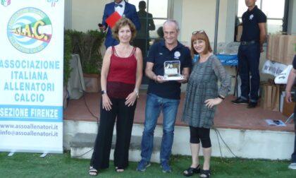 """Infermieri: riconoscimento durante il premio """"A.I.A.C. Coverciano"""""""