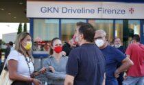 """Gkn, ira di Nardella: """"non esiste"""". Al via la staffetta dei sindaci: alle 21 convocata un'assemblea"""