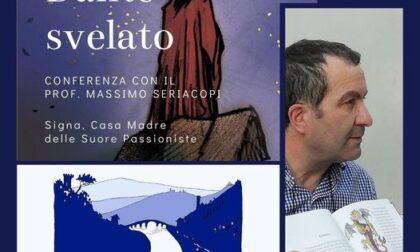 Dante svelato: una conferenza dedicata al Sommo Poeta col prof. Massimo Seriacopi