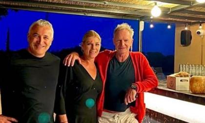 Sting apre pizzeria in Toscana... e assume